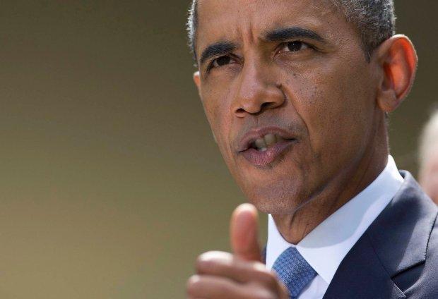 Partyjni liderzy poparli Obam� ws. akcji przeciwko Syrii