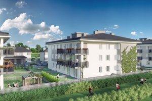 Viva Garden - najnowsza inwestycja mieszkaniowa na warszawskiej Bia�o��ce