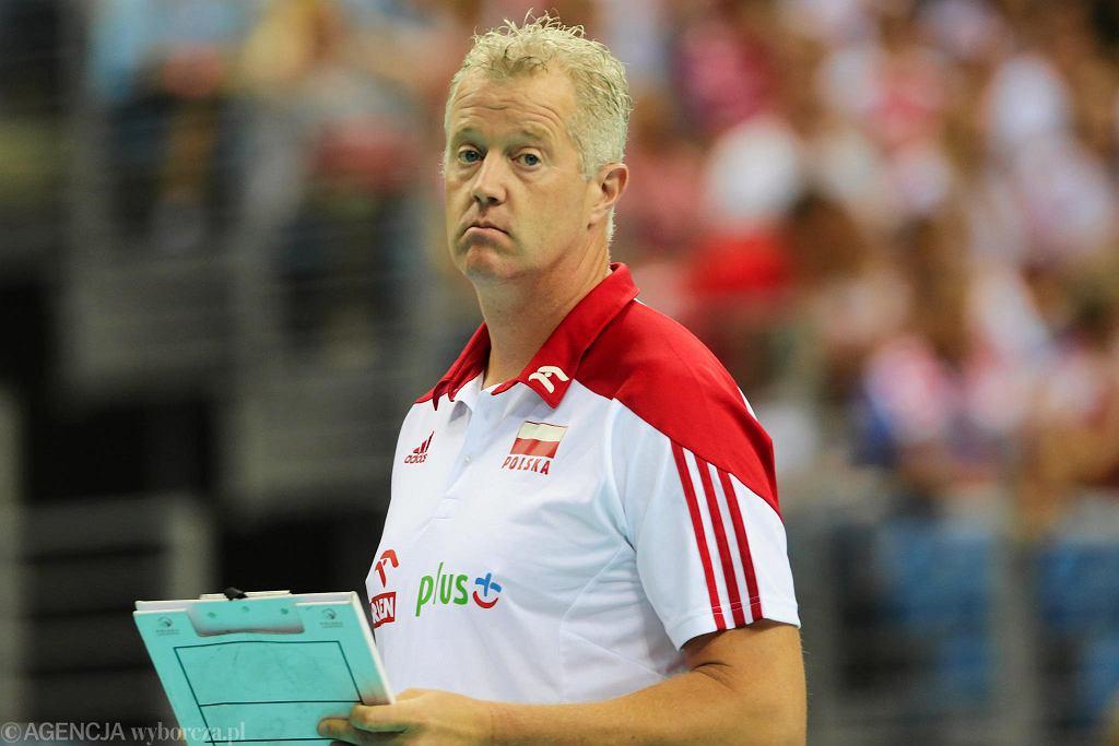 Trener Polaków, Vital Heynen, jest oburzony zmianą regulaminu