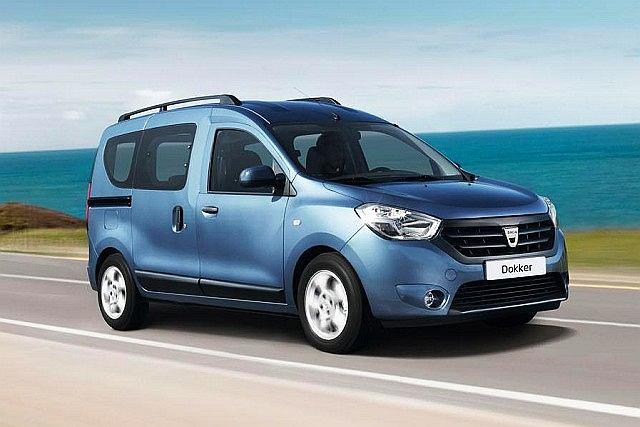 Dacia Dokker/Dokker Van