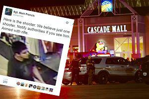 Strzelanina w centrum handlowym w Burlington. Zgin�y 4 osoby, s� ranni
