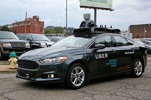 Uber Autonomus Cars