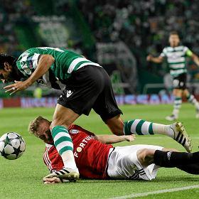 Legia przegra�a w Lizbonie, ale wstydu nie przynios�a! Du�o lepsza gra ni� z Borussi�
