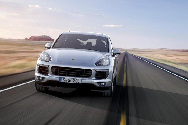 Porsche Cayenne   Prezentacja modelu