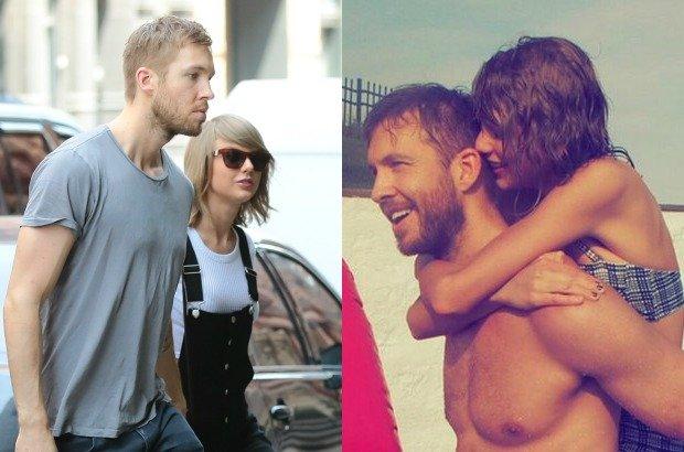 Taylor Swift i Calvin Harris świętowali w niedzielę pierwszą rocznicę swojego związku. Z tej okazji piosenkarka dostała od partnera uroczy prezent.