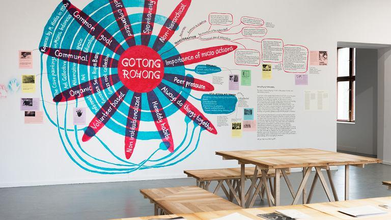 Wystawa 'Gotong Royong. Rzeczy, które robimy razem'