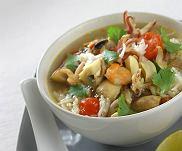 Zupa z owoc�w morza