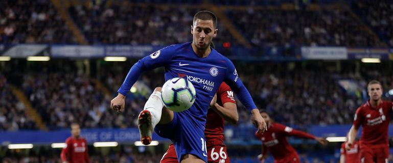 Hazard rezygnuje z transferu do Realu Madryt? ''W Chelsea mogę zakończyć karierę''
