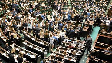 XXIII sesja Sejmu Dzieci i Młodzieży. Dzień Dziecka w parlamencie, Warszawa, 1 czerwca 2017 r.