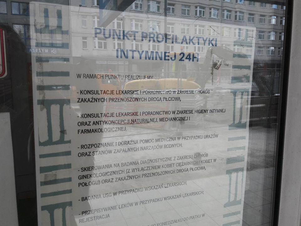Punkt Profilaktyki Medycznej w Poznaniu - pierwszy w Polsce całodobowy gabinet ginekologiczny finansowany w całości  przez samorząd - zaczął działać 2 października 2018