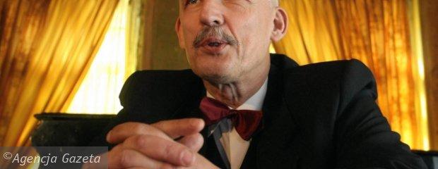 Adrian Klarenbach - z16311165W,Janusz-Korwin-Mikke