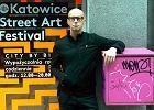 Katowice idealne dla street artu. Nie ma innego miasta, w kt�rym dzia�yby si� takie rzeczy