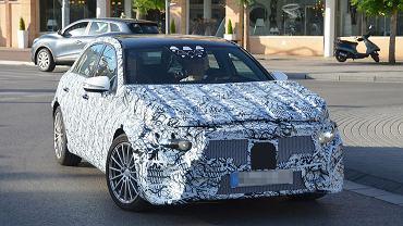 Prototyp Mercedesa klasy A