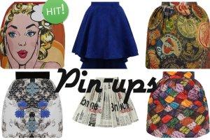Moda z przymrużeniem oka? Zobacz propozycje nowej marki Pin-ups!
