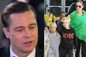 Brad Pitt, Angelina Jolie i dzieci