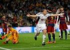 LM. Bayer Leverkusen - FC Barcelona. Sk�ady. Transmisja TV