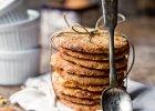 Kruche ciasteczka z marcepanem - Zdj�cia