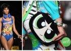 Atom�wki na wybiegu podczas Moschino Fashion Show