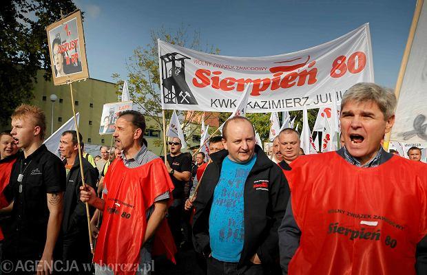 """Sierpień 80 o górniczych urlopach dla związkowców: """"Za jaką cenę funkcjonariusze 'Solidarności' dostali ten przywilej?"""""""