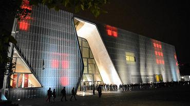 Muzeum Historii Żydów Polskich Polin podczas Nocy Muzeuów 2015