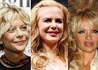 Meg Ryan, Pamela Anderson, Nicole Kidman... By�y PI�KNE, ale si� oszpeci�y. Zobacz, jak dzi� wygl�daj�!