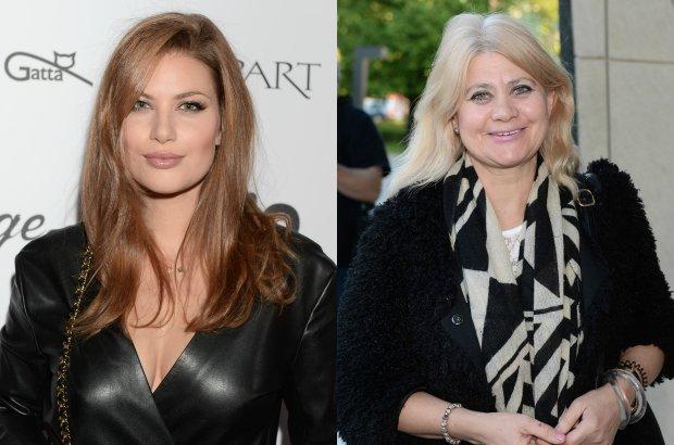 """Aleksandra Kisio POGODZI�A SI�  z mam�. Izabela pozna�a jej syna. """"Rodzina jest najwa�niejsza"""""""