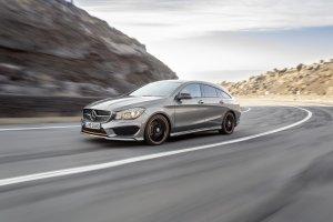 Mercedes CLA Shooting Brake | Mała rodzina w komplecie
