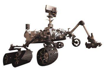 Curiosity - łazik znalazł się wśród najbardziej innowacyjnych produktów tego roku