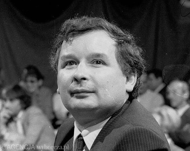 27 września w historii. Jarosław Kaczyński został redaktorem naczelnym