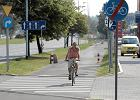 Jak sko�czy� rowerowy absurd na Sikorskiego? Oto spos�b