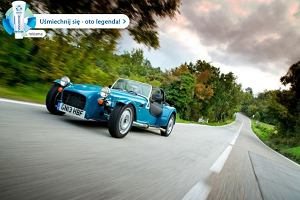Caterham Seven 160 | Powr�t do lat 60.