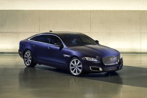 Jaguar XJ po liftingu | Subtelne zmiany