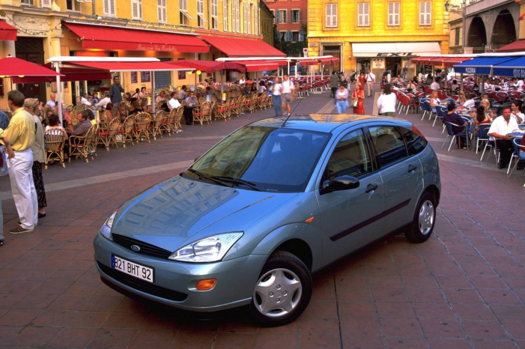 Ford Focus I (1998-2004)