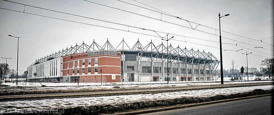 Zdjęcie numer 0 w galerii - Nowy stadion Widzewa Łódź jest już gotowy [ZDJĘCIA]