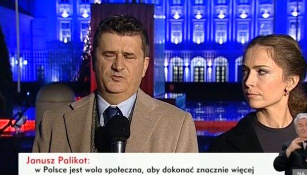 14 grudnia 2014 r. Janusz Palikot ogłasza: Będę kandydował na prezydenta