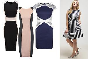 4da33cfeec Sukienki wyszczuplające - jakie wybrać   Moda plus size
