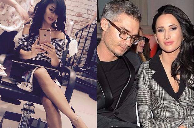 Justyna Steczkowska pół roku temu rozstała się z mężem. Na najnowszym zdjęciu widać jednak, że znów nosi obrączkę.