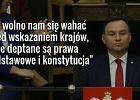"""""""Der Spiegel"""": UE grozi nowemu rządowi w Polsce. """"Jeśli państwo narusza zasady praworządności..."""""""
