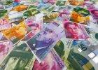 Szwajcaria w recesji? Helweci cierpi� przez mocnego franka
