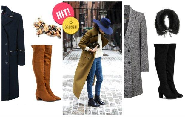 Damski płaszcz w męskim stylu - mamy na niego 3 sposoby