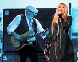 Lindsey Buckingham i Christine McVie najlepiej znani z zespołu Fleetwood Mac szykują we dwójkę album.