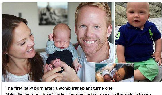 Pierwsza taka kobieta na �wiecie: urodzi�a si� bez narz�d�w rodnych, a sama...  urodzi�a syna! Jak to mo�liwe?