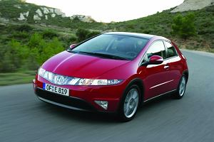 Honda Civic (2005 - 2011) - opinie Moto.pl