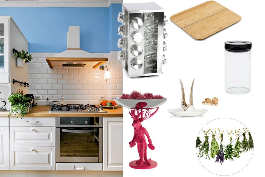 Aranżacje kuchni - przykłady.