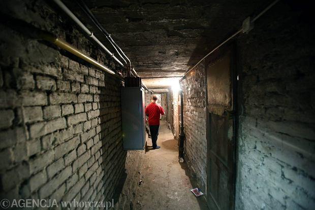 W piwnicach kamienic ze śródmieścia Lublina były katownie bezpieki