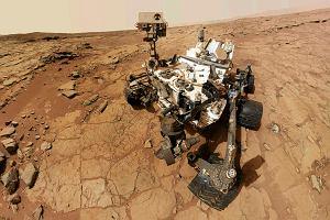 Zagadkowe �wiat�o na Marsie. Internauci odkryli, a NASA si� g�owi