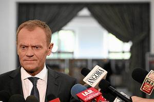 Tusk: Gronkiewicz-Waltz najbardziej kompetentna ws. Warszawy