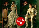 """Igrzyska mody. Niesamowita suknia �lubna bohaterki sequelu """"The Hunger Games"""". Nie jest to Alexander McQueen. [ZDJ�CIA]"""