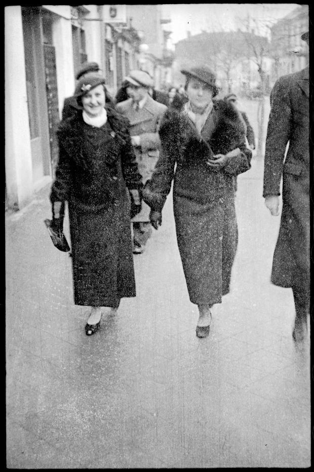 Zdjęcie numer 8 w galerii - Zdarzyło się... 1 listopada 1936 roku. Niepublikowane zdjęcia sprzed 81 lat