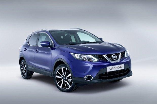 Taki jest nowy Nissan Qashqai